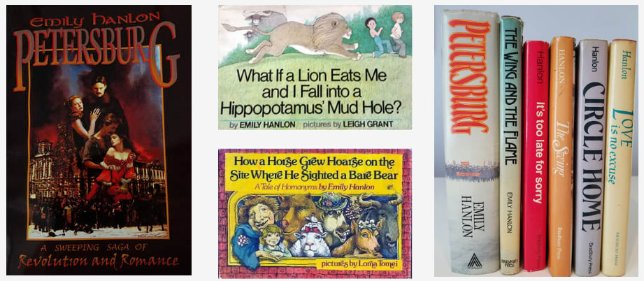 Emily Hanlon's published books