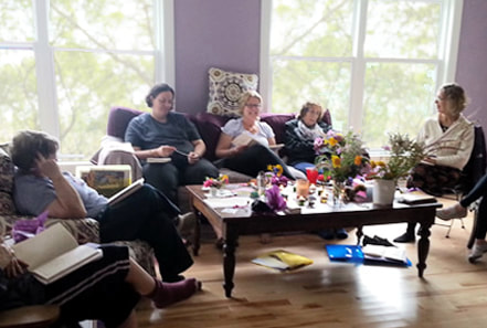 Writing Retreat for Women, Maine